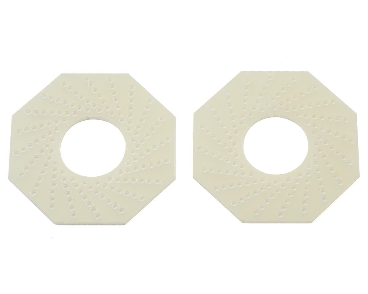 Revolution Design Associated/Yokomo Ultra Vented Slipper Pad (2) (X Factory X-60)