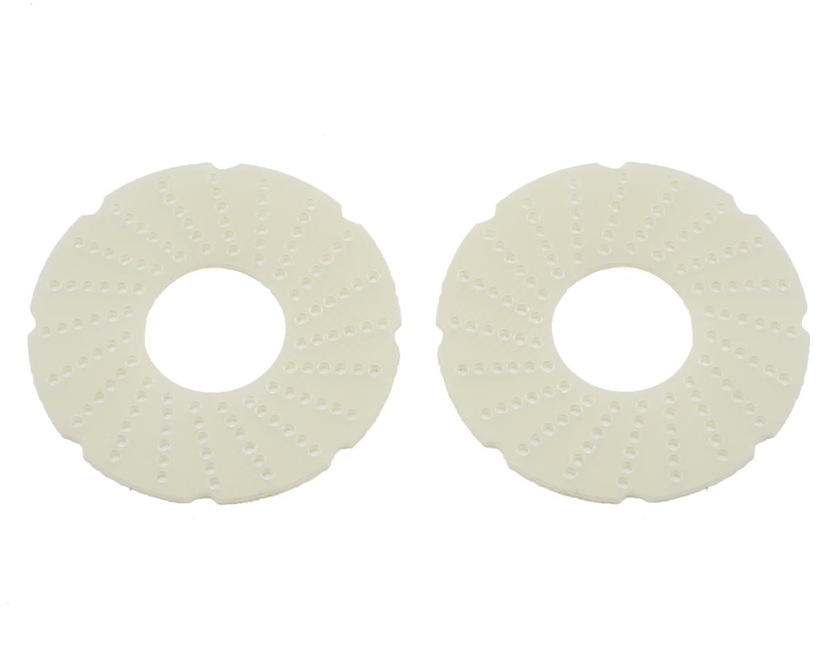 Revolution Design Kyosho RB6/ZX6 Ultra Vented Slipper Pad (2)