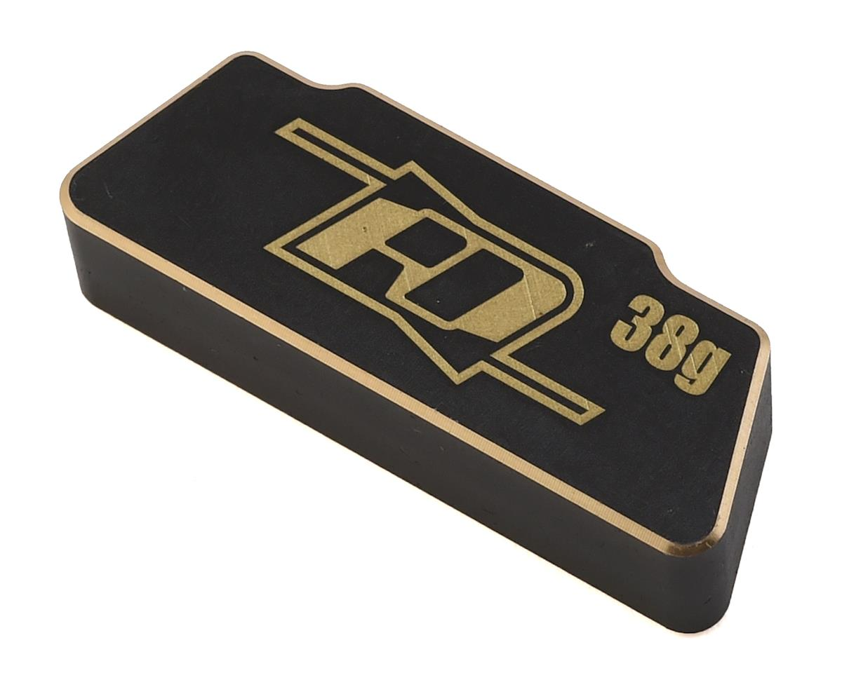 EB410 Brass Rear Weight (38g) by Revolution Design