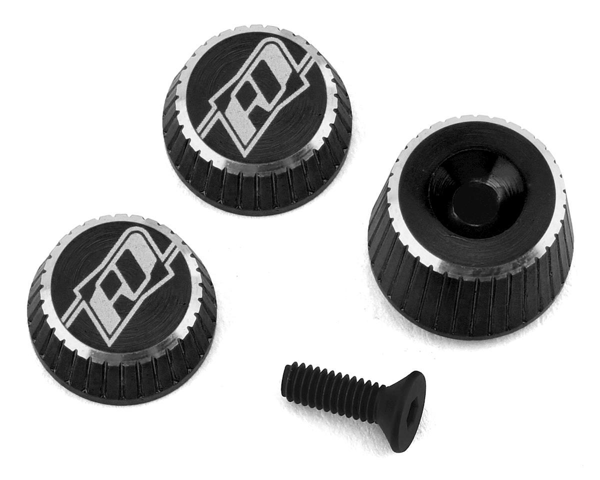 Revolution Design M17 Dial & Nut Set (Black) | relatedproducts