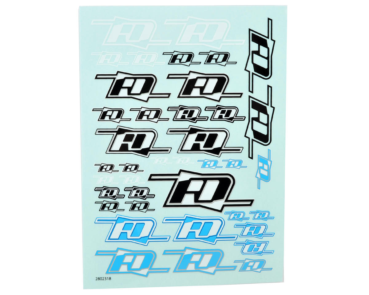 Revolution Design RDRP Decal Sheet