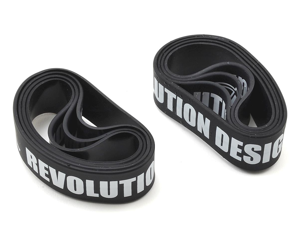 Revolution Design 1/8 & 1/10 Ultra Tire Glueing Set (Cleaner, Glue & 8 Bands)