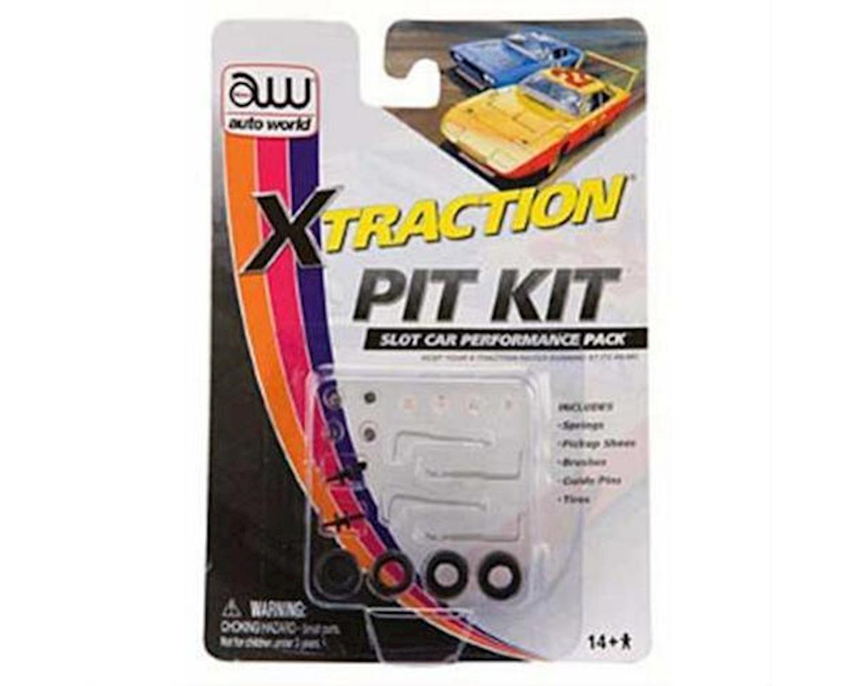 Round 2 AW X-Traction Pit Kit