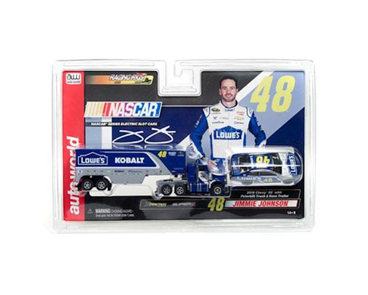 NASCAR Racing Rigs (2 Pack) - X-Traction