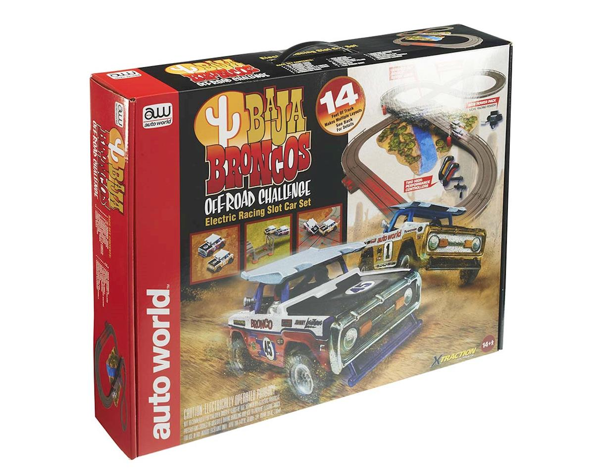 SRS322/03 1960's Baja Broncos Off-Road Challenge Slot by Round 2 AW