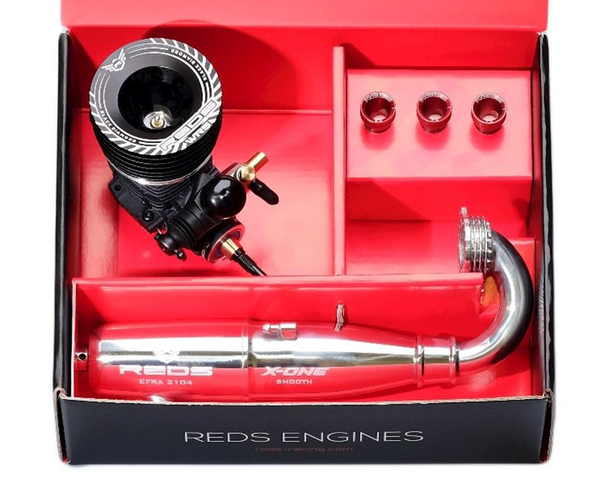 REDS WR5 HE High Efficiency Pack .21 Nitro Engine Combo