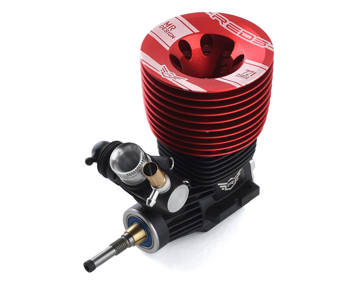 REDS 721 S CORSA 5-Port .21 Competition Off Road Nitro Engine