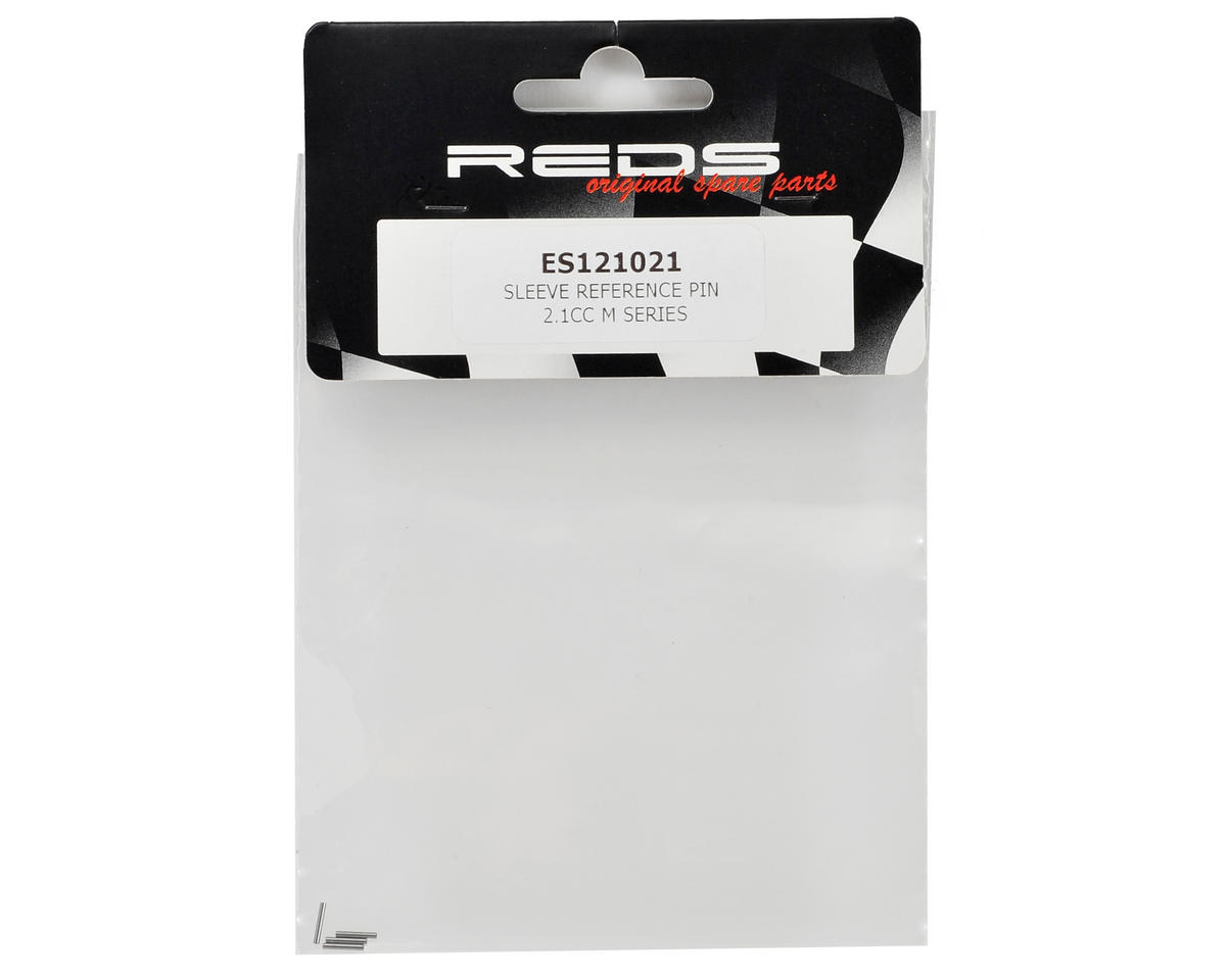 REDS Racing 2.1cc Sleeve Reference Pin (4)
