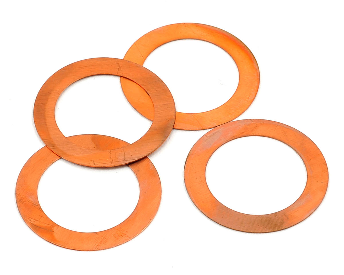 REDS Racing 0.2mm Head Button Gasket (4) (M3 Series)
