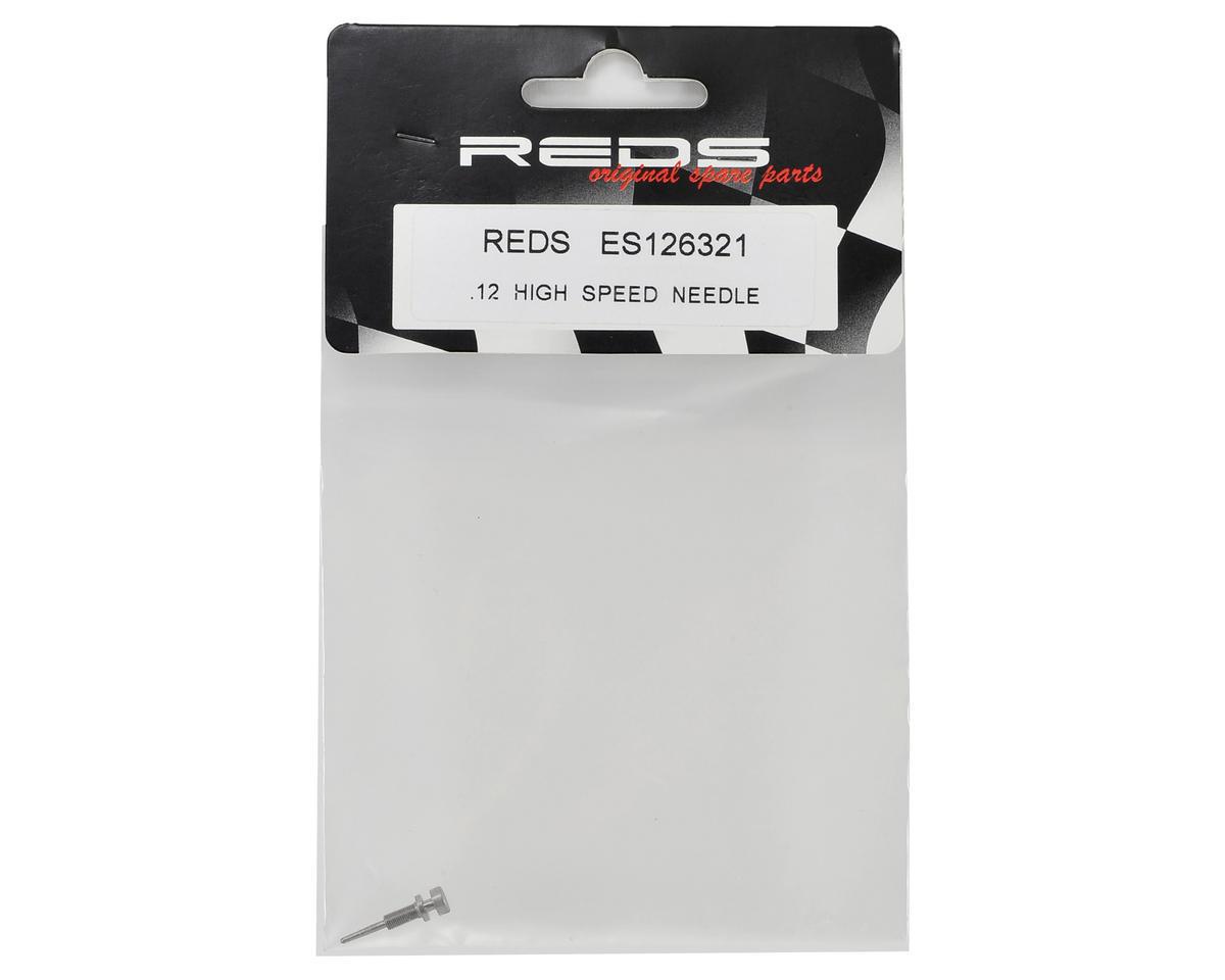 REDS Racing 2.1cc High Speed Carburetor Needle (Maximum)