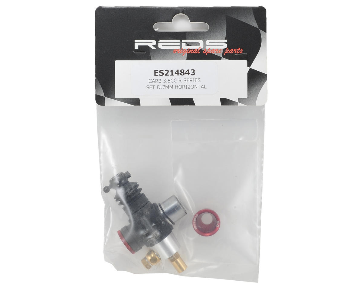 REDS Racing HCX R-Series Horizontal Carburetor
