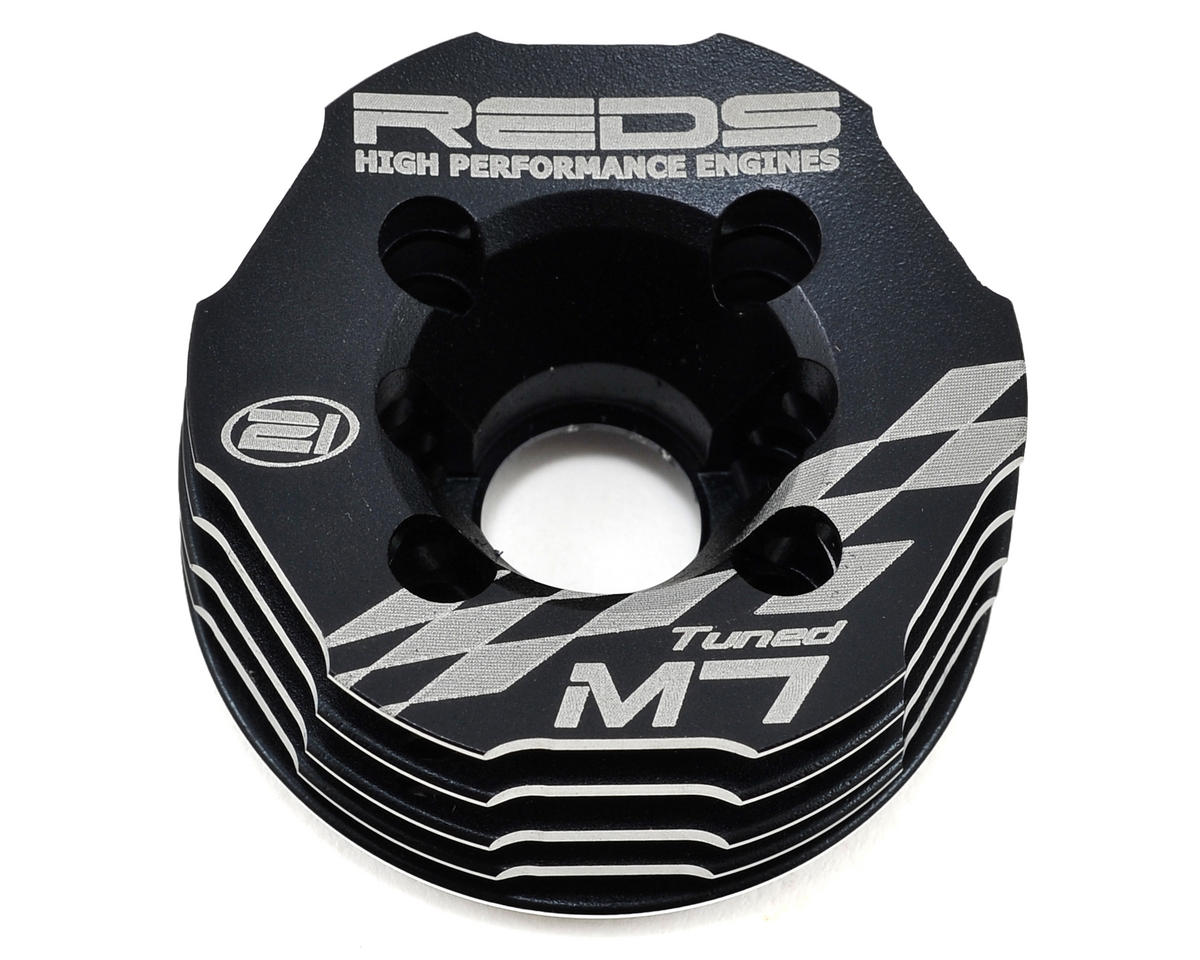 REDS Racing M7T Tuned Cooling Head