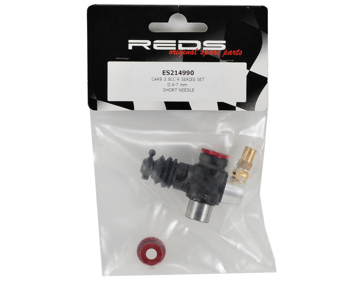 REDS Racing R5T Complete Carburetor (Short Needle)