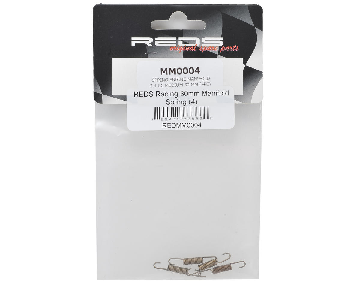 REDS Racing 30mm Manifold Spring (4)