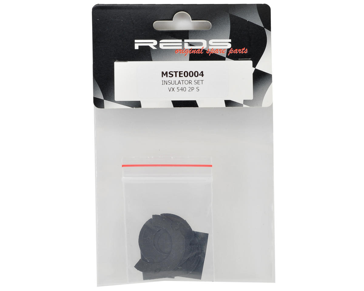 REDS Racing VX 540 Insulator Set