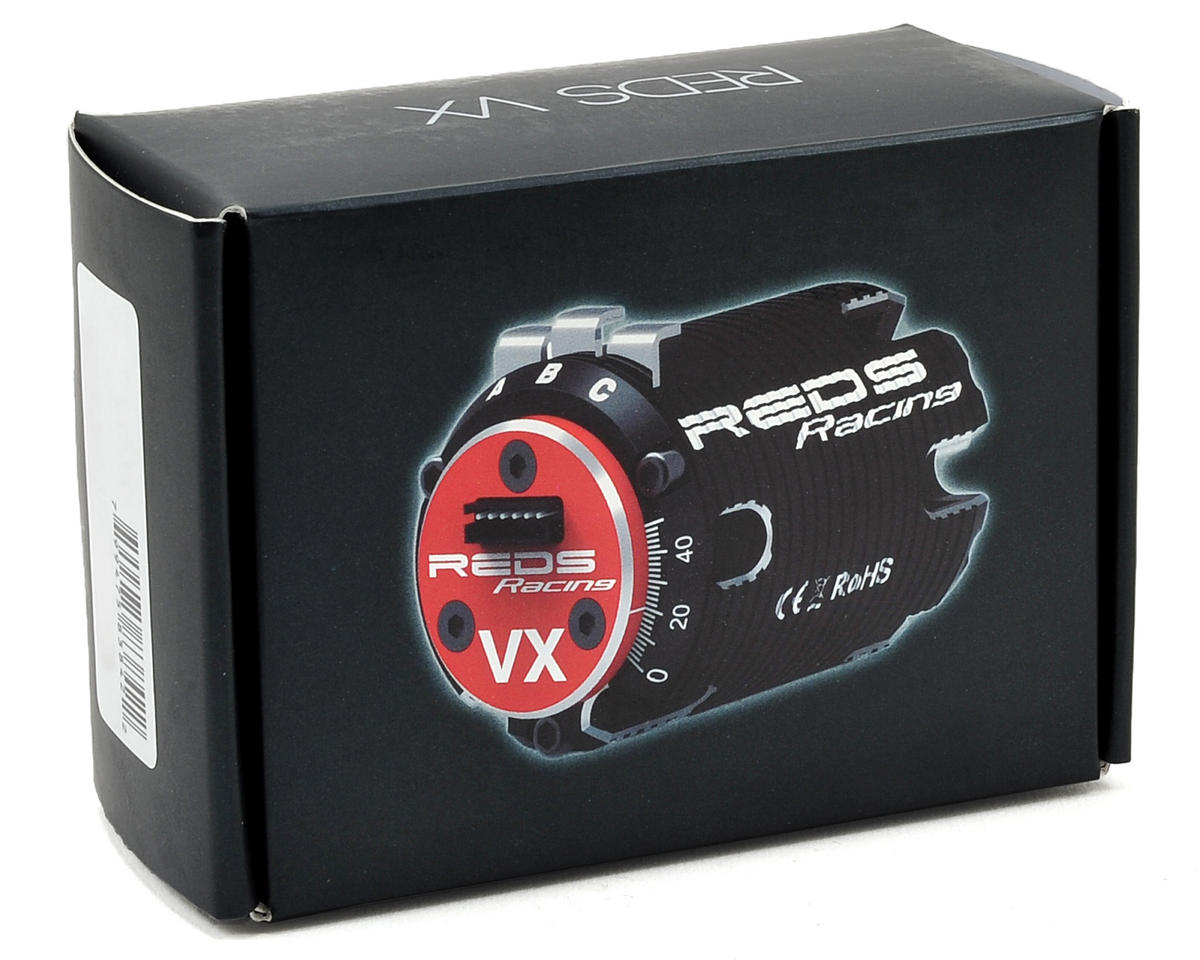 REDS Racing VX 540 Sensored Brushless Motor (6.5T)
