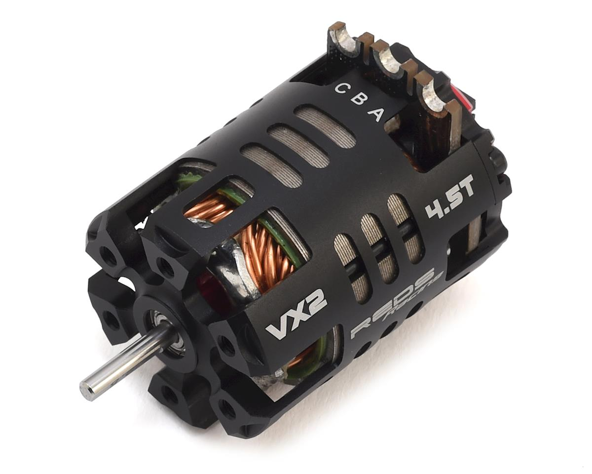 REDS VX2 540 Sensored Brushless Modified Motor (4.5T)
