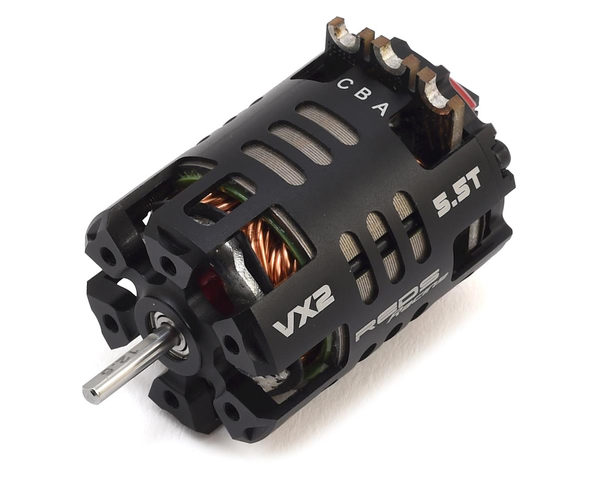 REDS VX2 540 Sensored Brushless Modified Motor (5.5T)