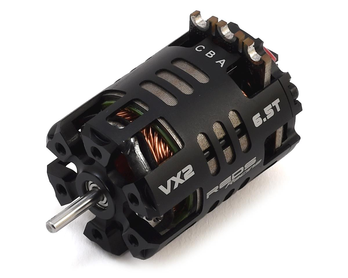 REDS VX2 540 Sensored Brushless Motor (6.5T)