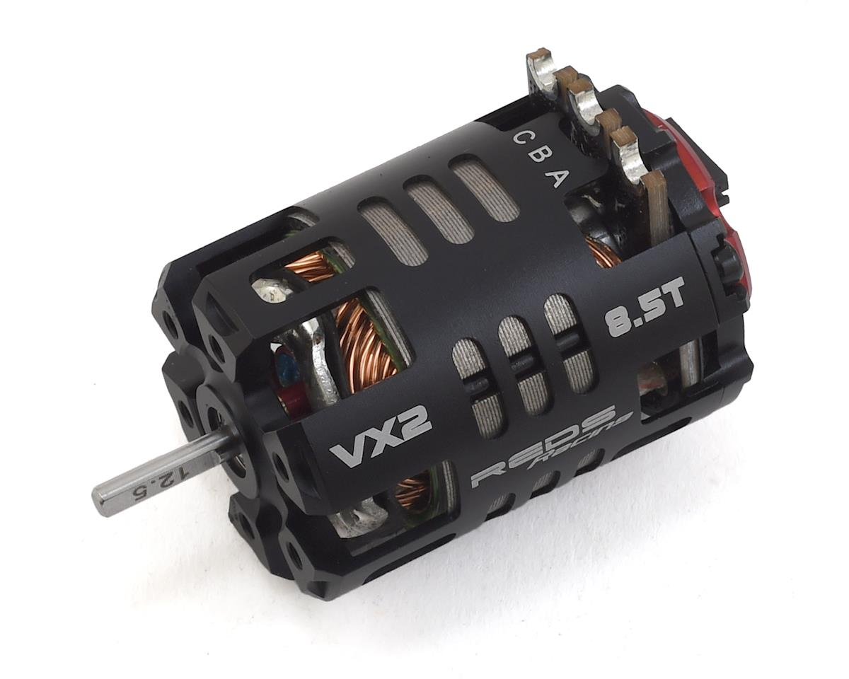 REDS VX2 540 Sensored Brushless Motor (8.5T)