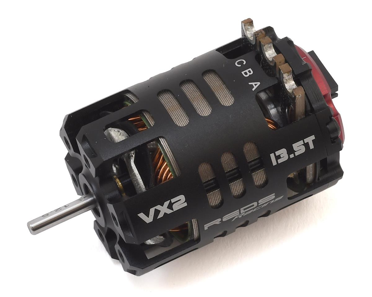 REDS VX2 540 Factory Selected Sensored Brushless Motor (13.5T)