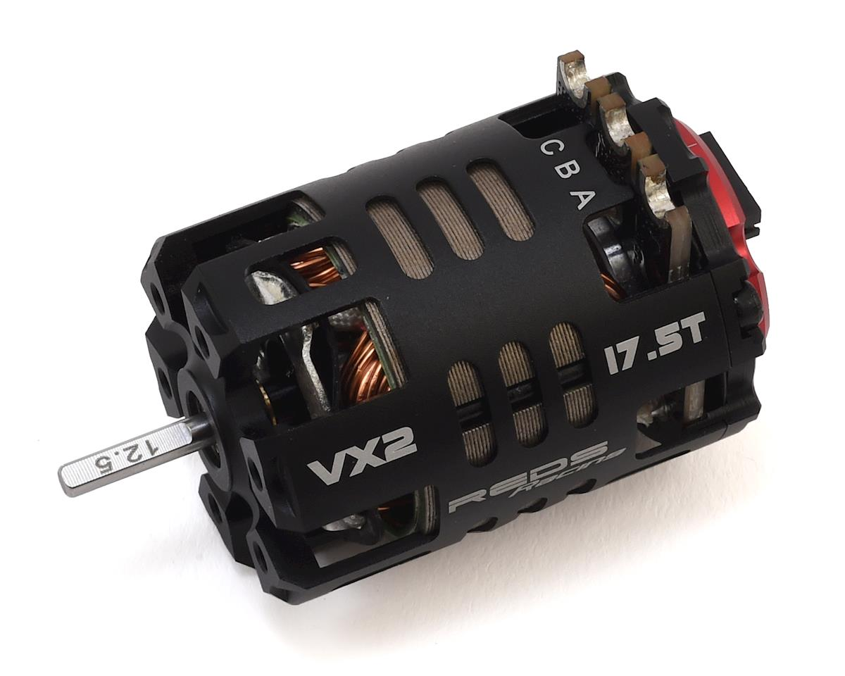 REDS VX2 540 Factory Selected Sensored Brushless Motor (17.5T)