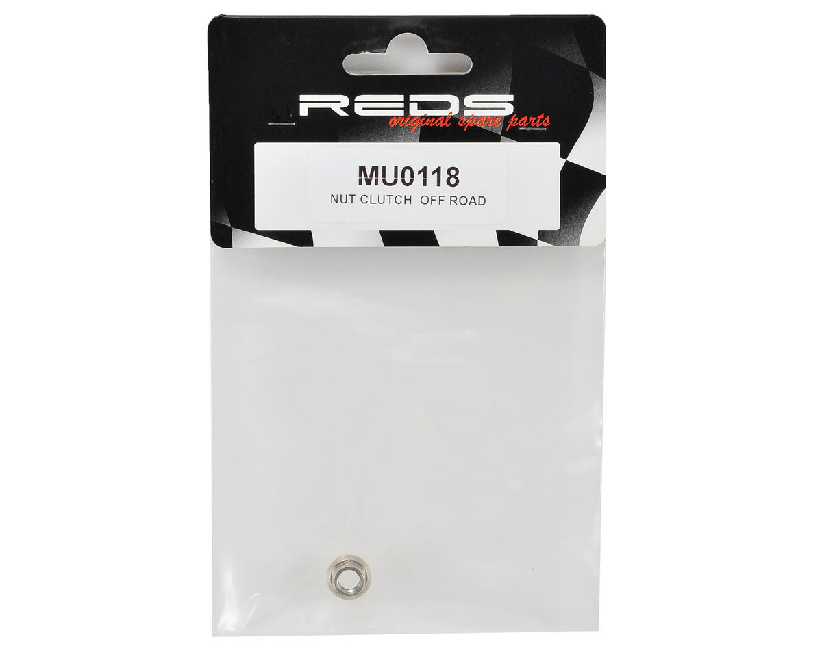 REDS Off-Road Clutch Nut