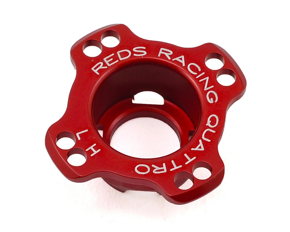 "REDS Racing ""Quattro"" Off-Road Clutch Front Plate"