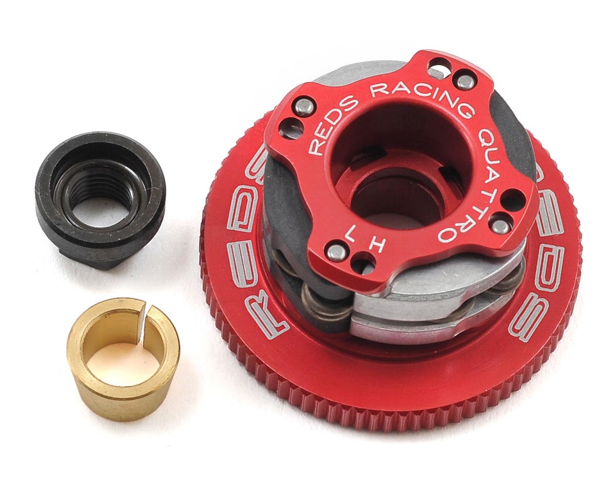 "REDS 34mm Off-Road ""Quattro"" Adjustable 4-Shoe Clutch System"