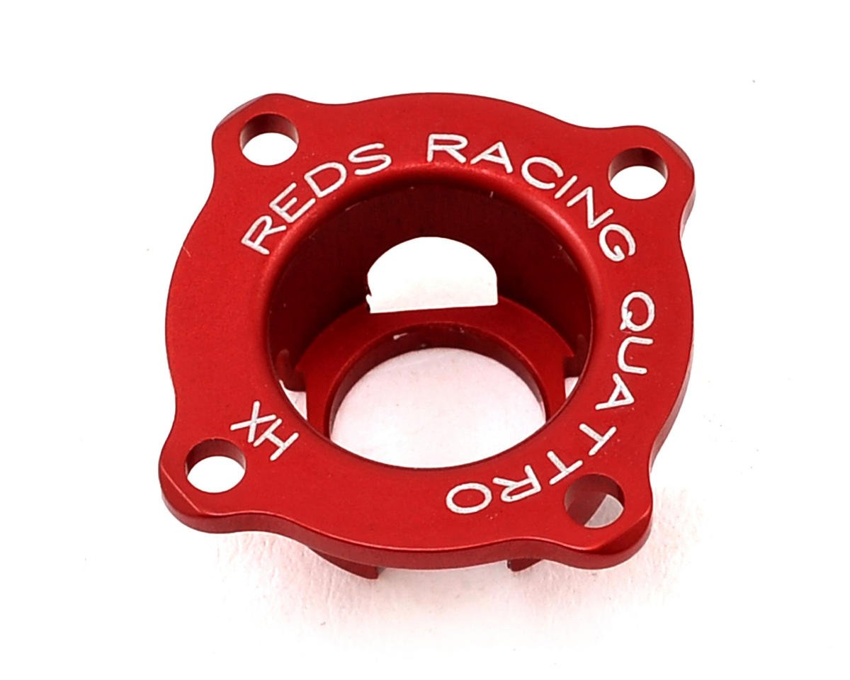 "REDS Racing ""Quattro"" Off-Road Clutch Front Plate (Extra Hard)"