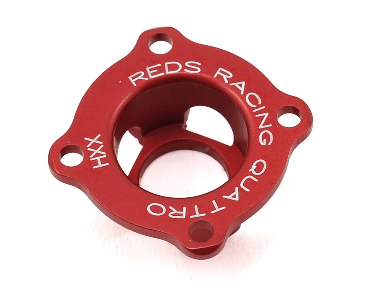 """Quattro"" Off-Road Clutch Front Plate (Extra/Extra Hard) by REDS Racing"