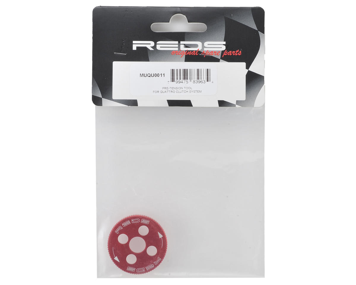 "REDS ""Quattro"" Off-Road Clutch Pre-Tension Tool"