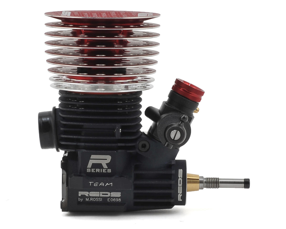 REDS Racing R5T Team Edition 4.0 .21 Off-Road Competition Buggy Engine (Turbo)
