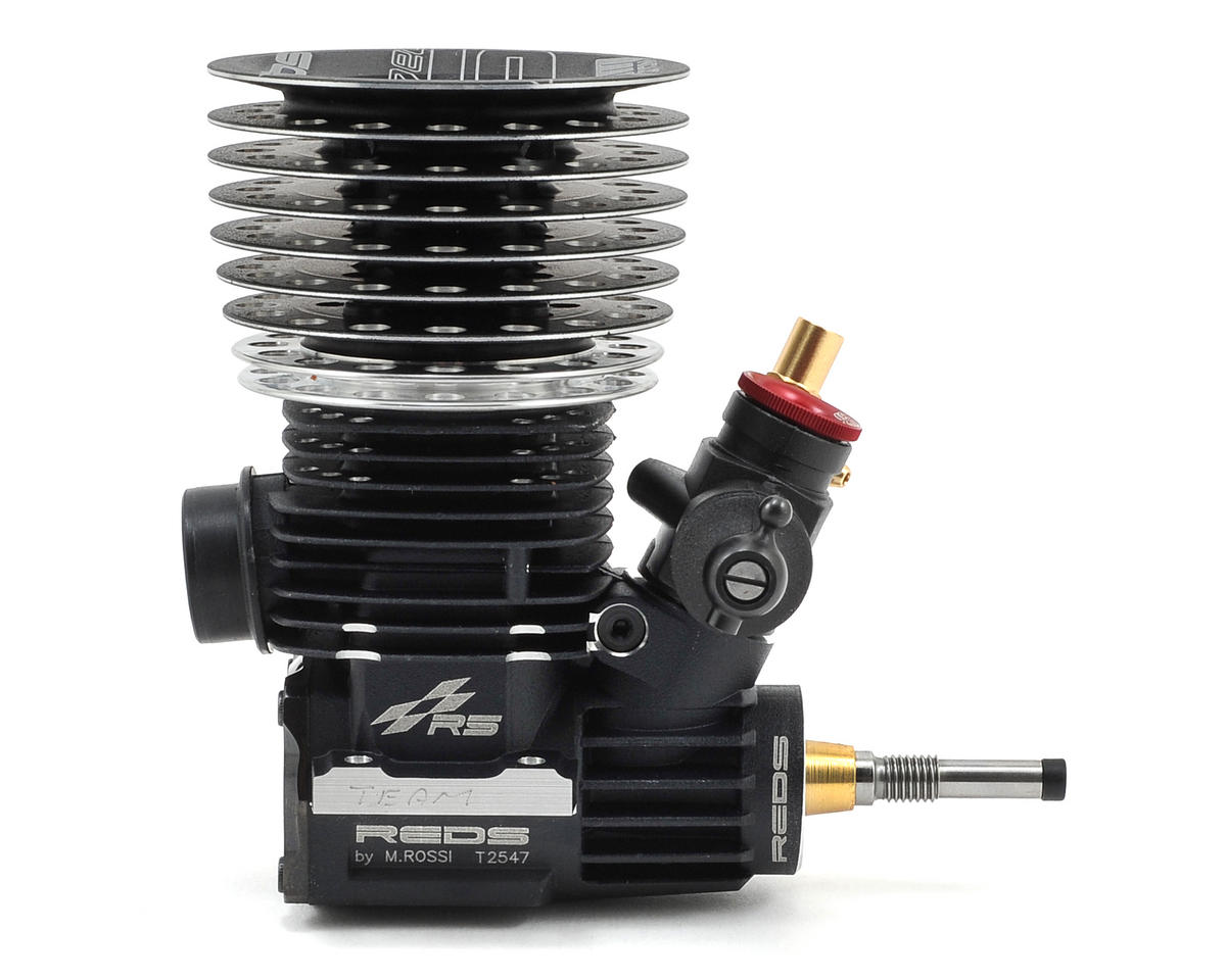 "REDS Racing R5T TE .21 5-Port ""Team Edition 2"" Off-Road Competition Buggy Engine (Turbo Plug)"