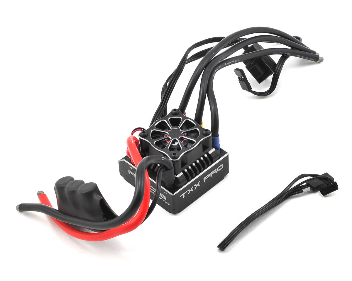 REDS Racing TXX Pro 150A Sensored 1/8 Brushless ESC