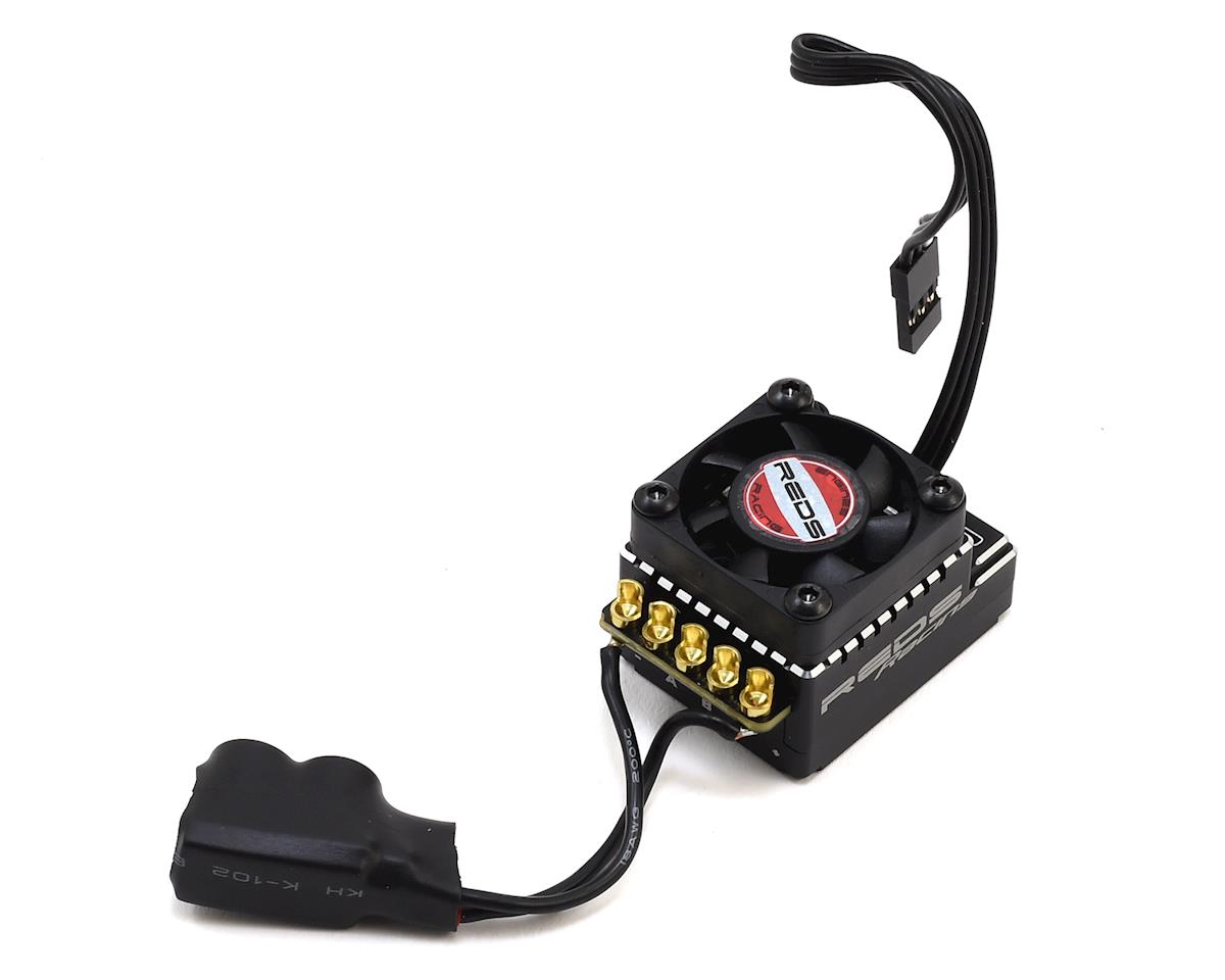 REDS 1/10 TX2 Competition Brushless ESC (160A)
