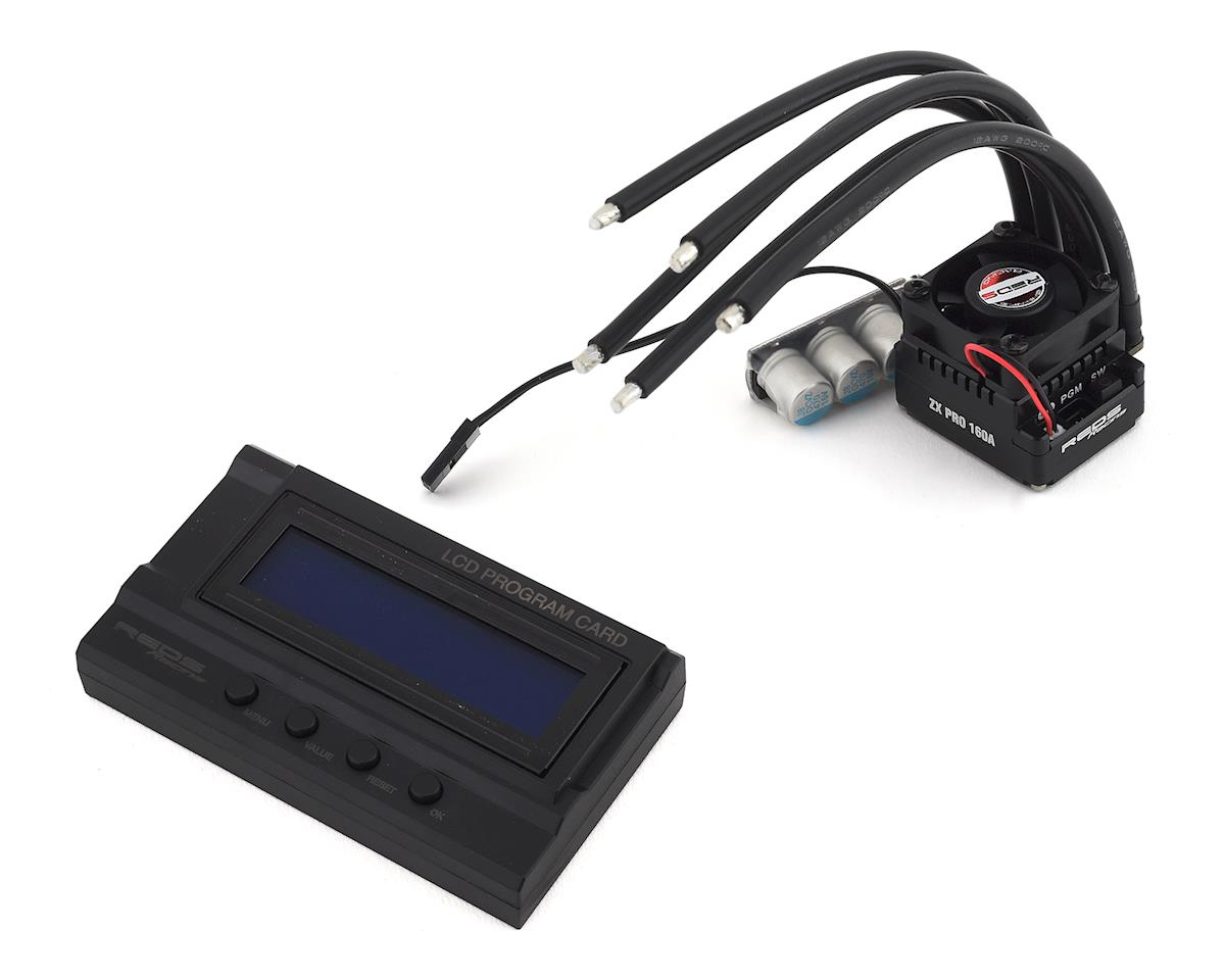 1/10 ZX PRO Brushless ESC & Program Box (160A)