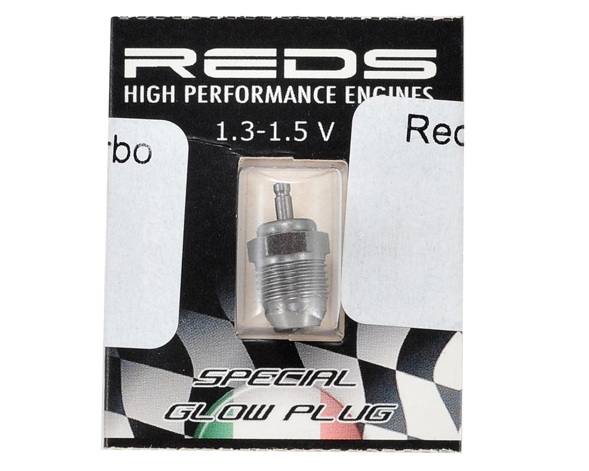 REDS Racing T7F #7 Inox Turbo On Road Glow Plug (Very Cold)