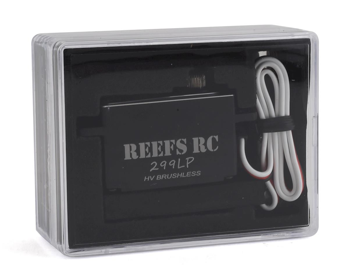 Image 3 for Reefs RC 299LP High Torque/Speed Brushless Low Profile Servo (High Voltage)