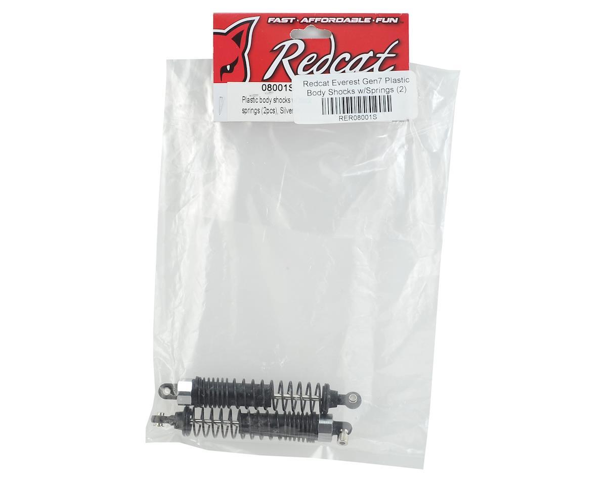 Redcat Complete Gen7 Plastic Body Shocks (2)