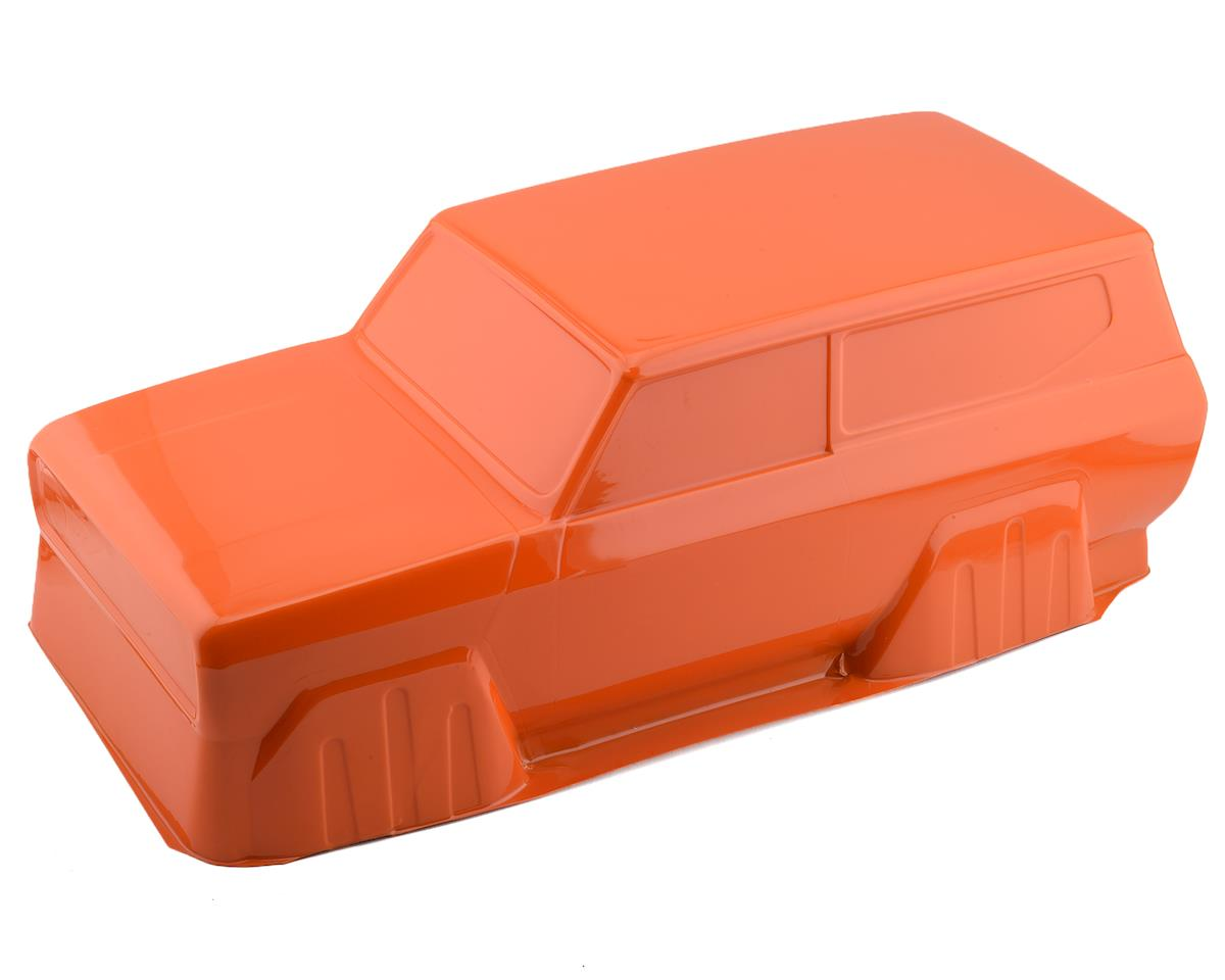 Redcat Gen8 Scout II Pre-Painted Crawler Body (Orange)