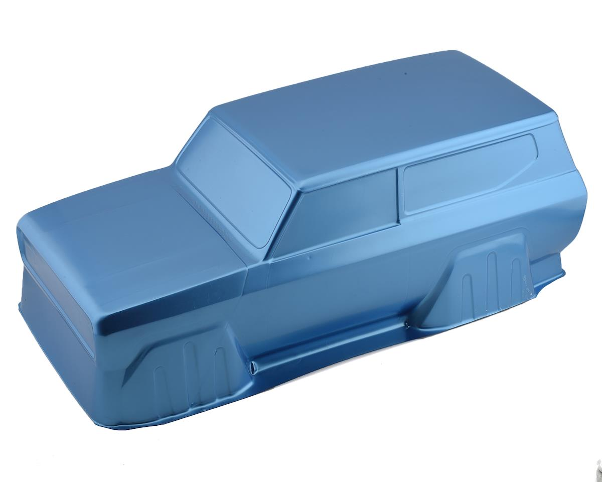 Redcat Scout II Pre-Painted Crawler Body (Blue)