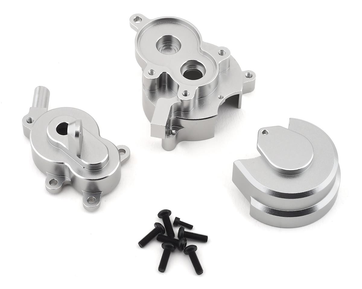 Redcat Gen8 Aluminum Transmission Case Housing Set & Gear Cover | relatedproducts