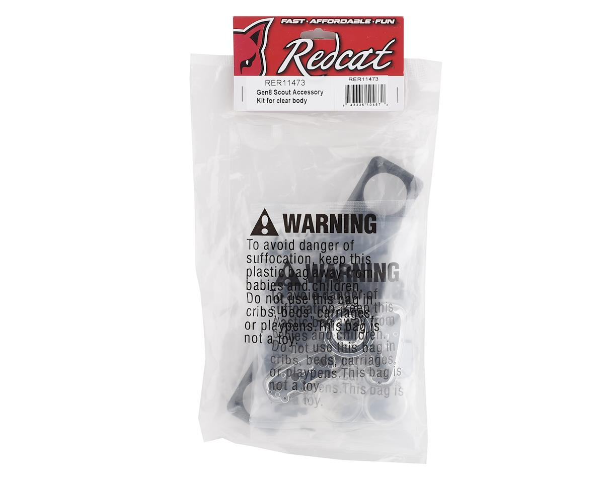 Image 2 for Redcat Scout II Gen8 Body Accessory Kit