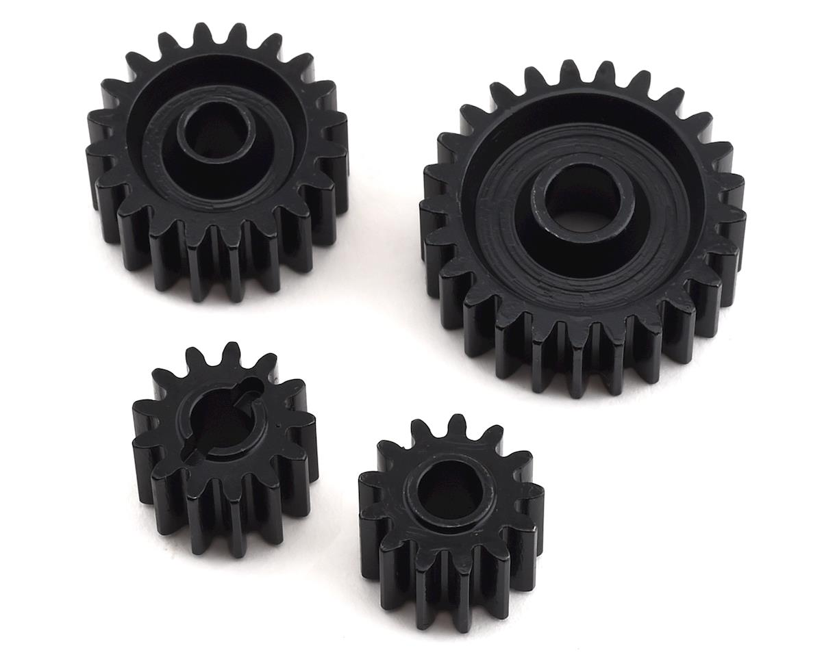 Redcat Gen8 CNC Transmission & Transfer Case Steel Gear Set