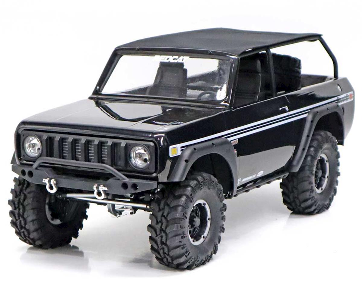 Redcat Gen8 International Scout II AXE Edition 1/10 4WD RTR Scale Rock Crawler | relatedproducts