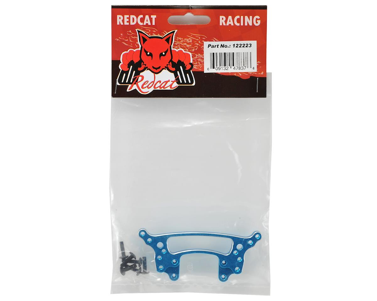 Redcat Racing Aluminum Rear Shock Tower (Blue)