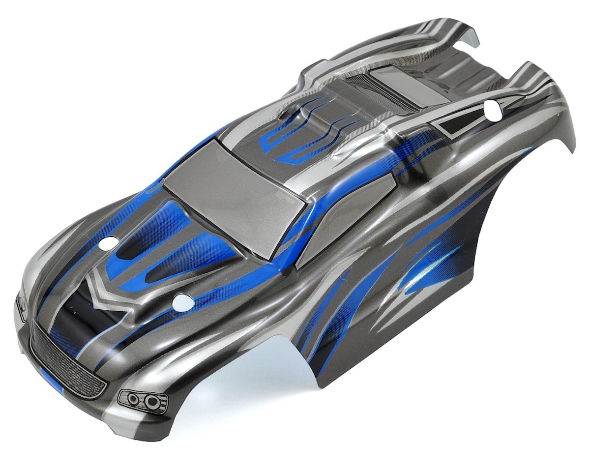 Redcat Racing Sumo Truggy Body (Silver/Blue)