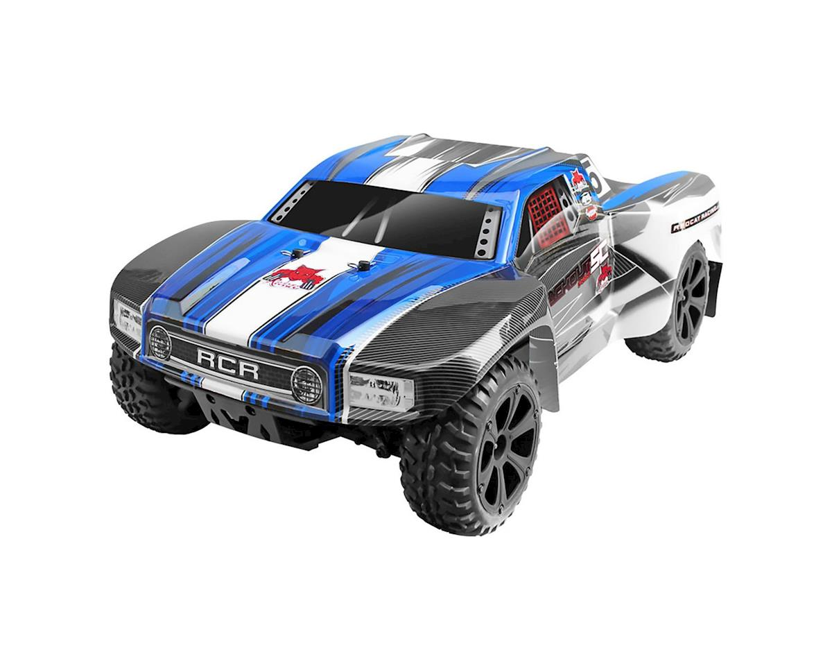 Redcat BLACKOUT-SC-PRO-BLUE 1/10 Brushless Elec Blue