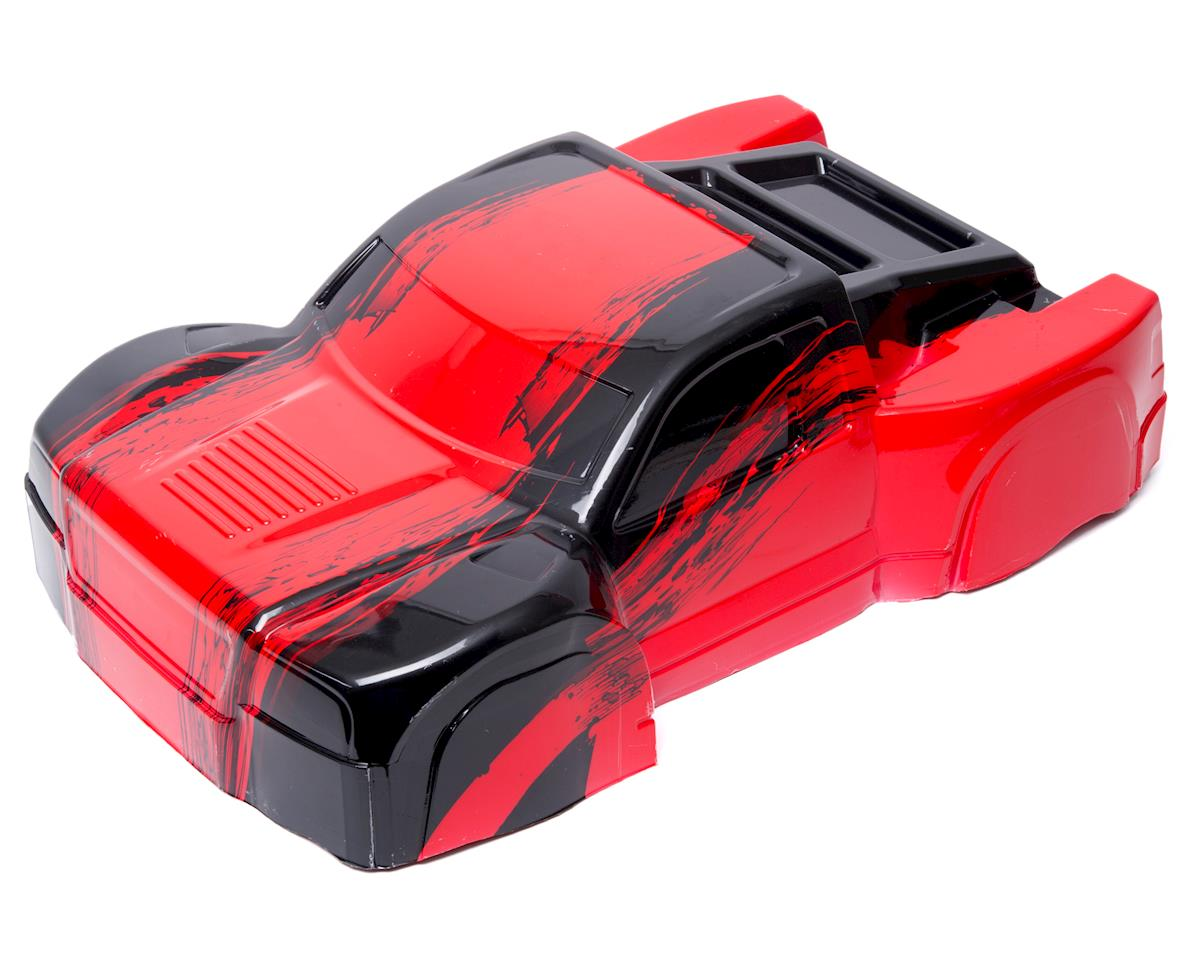 Redcat Racing Shredder SC Pre-Painted Short Course Truck Body (Red)